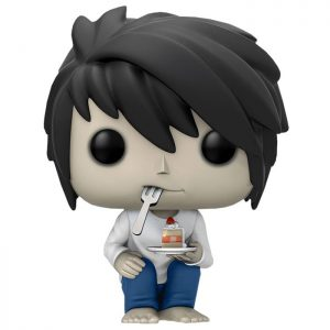 Figurine L with cake – Death Note- #729