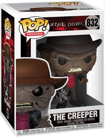 Figurine pop Le creeper - Jeepers Creepers - 1