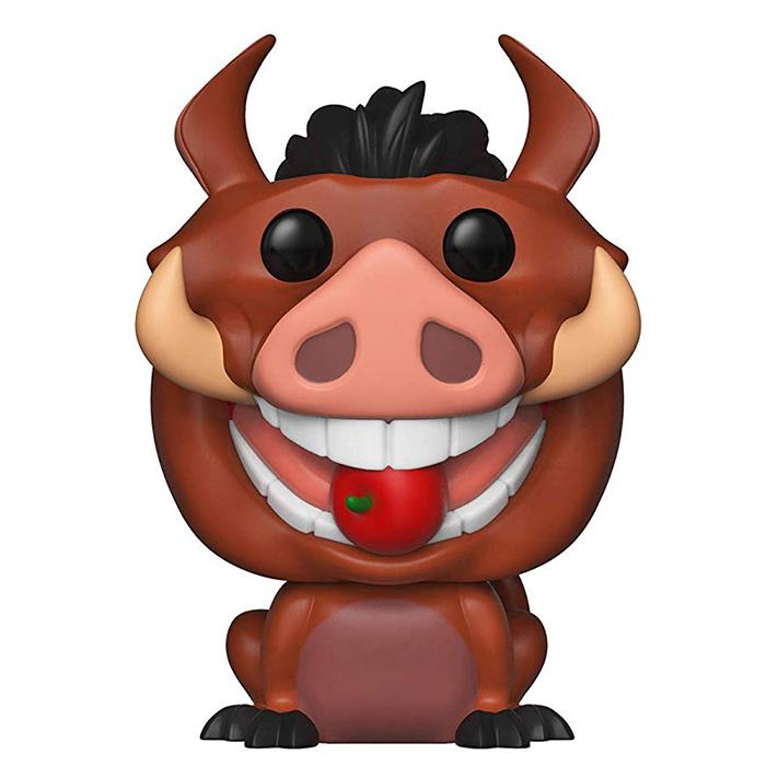 Figurine pop Luau Pumbaa - Le Roi Lion - 1