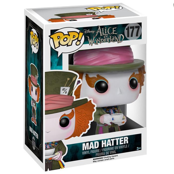 Figurine pop Mad Hatter - Alice In Wonderland - 2