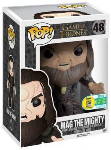 Figurine Mag le Puissant – Game of Thrones- #48