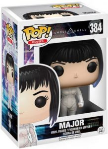 Figurine Major – Ghost in the Shell- #384