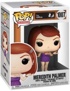 Figurine Meredith – The Office- #1007