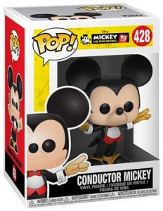 Figurine Mickey Chef d'Orchestre – Mickey Mouse – 90 Ans- #428