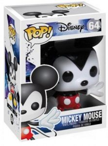 Figurine Mickey Mouse – Mickey Mouse- #64