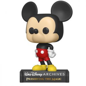 Figurine Mickey Mouse Disney Archives – Mickey Mouse- #630