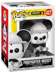 Figurine Mickey Sapeur Pompier – Mickey Mouse – 90 Ans- #427