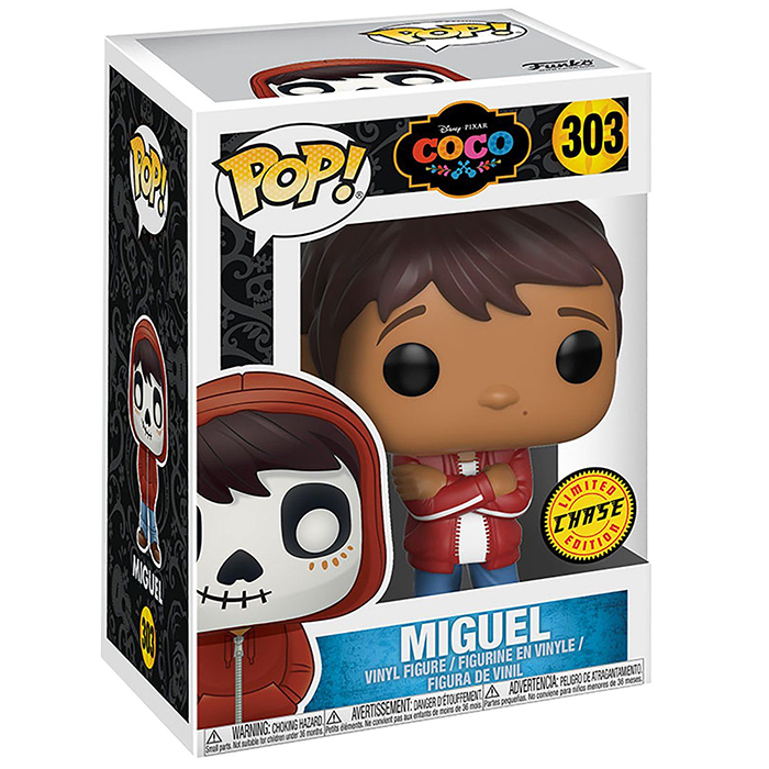 Figurine pop Miguel chase - Coco - 2