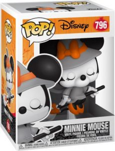 Figurine Minnie Mouse – Mickey Mouse- #796