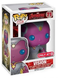 Figurine Mise en phase Vision – Avengers Age Of Ultron- #71