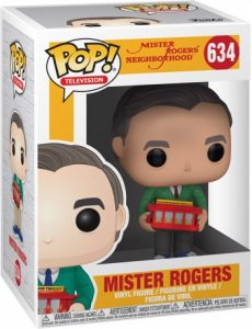Figurine Mister Rogers – Fred Rogers- #634