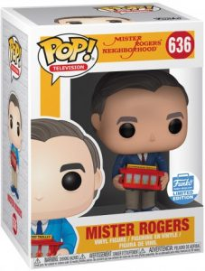 Figurine Mister Rogers – Fred Rogers- #636