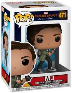 Figurine MJ – Spider-Man : Far from Home- #471