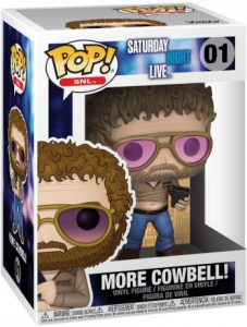 Figurine More Cowbell! – Saturday Night Live- #1