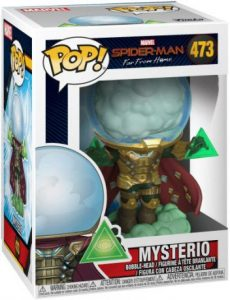 Figurine Mysterio – Spider-Man : Far from Home- #473