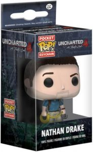 Figurine Nathan Drake – Porte-clés – Uncharted