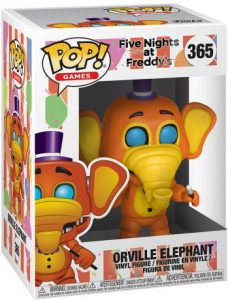 Figurine Orville l'Éléphant – Five Nights at Freddy's- #365