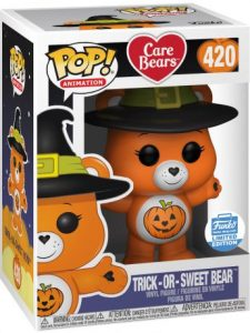 Figurine Ours Halloween – Les Bisounours- #420