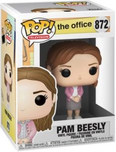 Figurine Pam Beesly – The Office- #872