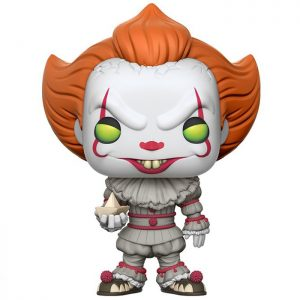 Figurine Pennywise with boat – Ça- #981