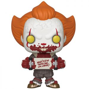 Figurine Pennywise with skateboard – Ça : Chapitre deux- #645