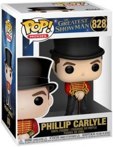 Figurine Phillip Carlyle – The Greatest Showman- #828