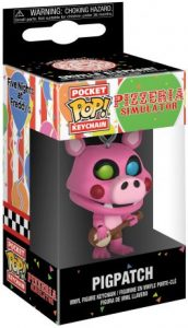 Figurine Pigpatch – Porte-clés – Five Nights at Freddy's