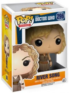 Figurine River Song – Doctor Who- #296