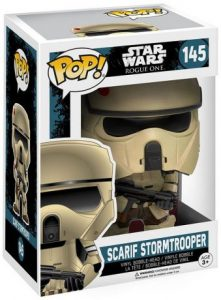 Figurine Scarif Stormtrooper – Rogue One : A Star Wars Story- #145