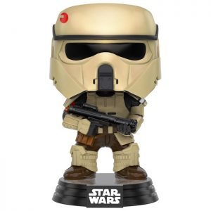 Figurine Scarif Stormtrooper – Rogue One : A Star Wars Story- #15