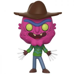 Figurine Scary Terry – Rick et morty