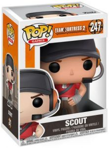 Figurine Scout – Team Fortress 2- #247