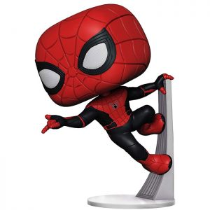 Figurine Spiderman Upgraded Suit – Spider-Man : Far from Home- #308