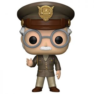 Figurine Stan Lee – Captain America : The First Avenger- #398