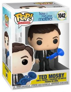 Figurine Ted Mosby – How I Met Your Mother- #1042