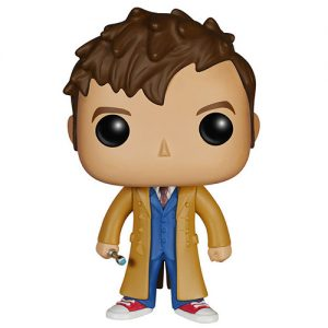 Figurine Tenth Doctor – Doctor Who- #439