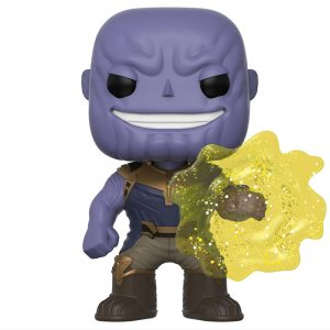 Figurine Thanos with mind stone – Avengers Infinity War- #779