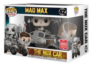Figurine The Nux Car – Mad Max Fury Road- #42