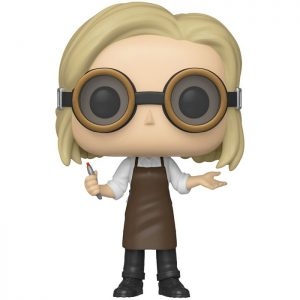 Figurine Tirtheenth Doctor with Goggles – Doctor Who- #591