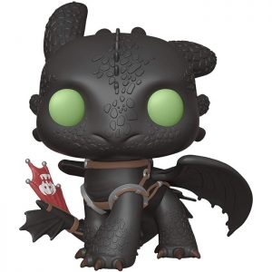 Figurine Toothless supersized – Dragons : le monde caché- #227