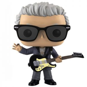 Figurine Twelfth doctor with guitar – Doctor Who- #94