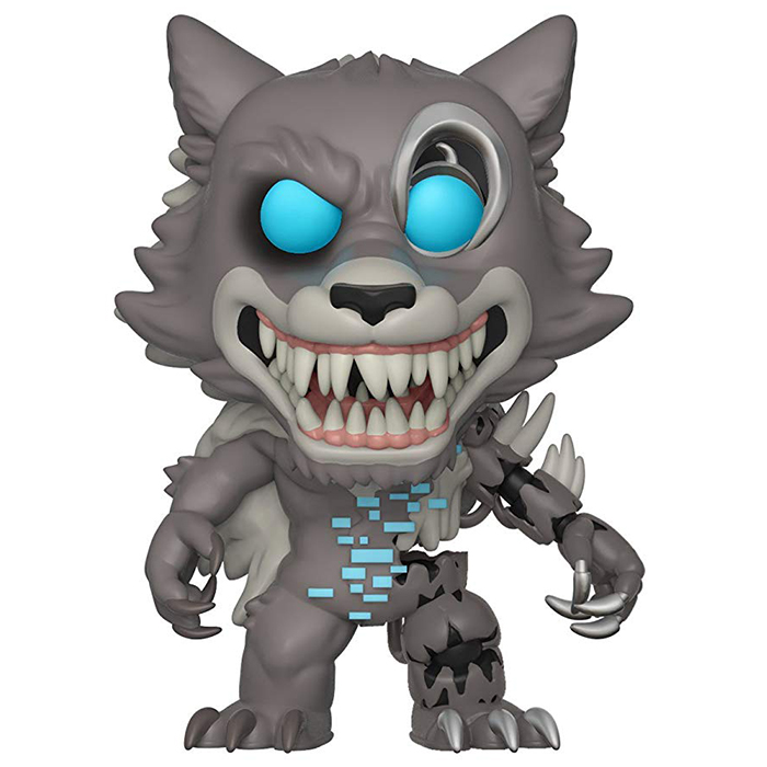 Figurine pop Twisted Wolf - Five Nights At Freddy's - 1