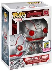 Figurine Ultron grimming – Avengers Age Of Ultron- #83