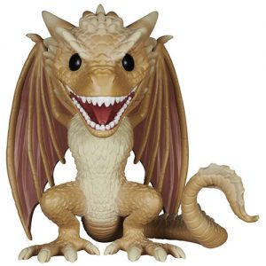Figurine Viserion adulte – Game Of Thrones- #423